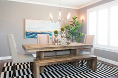 Rug Ideas, Dining Room design, farmhouse dining, dining room inspiration, Rugs, Nordstrom Sale