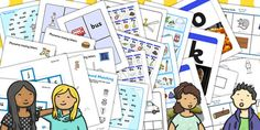 Teaching Assistant Phase 1 Phonics Resource Pack - phonics, pack