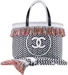 Chanel Beachwear Bag