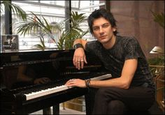 Maksim Mrvica Good Genes, Piano Player, Piano Music, Celebs, Celebrities, Beautiful Men, Actors & Actresses, Musicians, Period