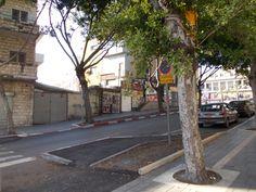 Brawald street. photo mirjam Bruck-Cohen