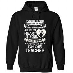 Proud Be A Choir Teacher - #tshirt painting #hoodie casual. CLICK HERE => https://www.sunfrog.com/No-Category/Proud-Be-A-Choir-Teacher-6004-Black-Hoodie.html?68278