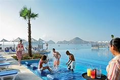 Riu Palace in Cabo! Our honeymoon location