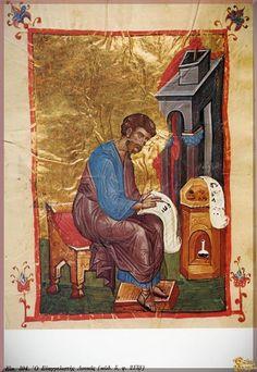 The Apostles. Part II Byzantine Art, Illuminated Manuscript, Ikon, Fresco, Your Image, Miniatures, Illustration, Painting, Fresh