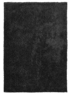 Teppe BIRK 200x300cm mørk grå | JYSK
