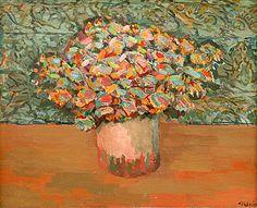 Anders Aldrin. Small Chrysanthemums. 1944