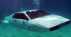 James Bond Underwater Car | Hydro Car - Hydro Car