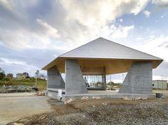 Galería de Casa para todos en Kesennuma / Zhaoyang Architects - 1