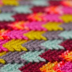 Apache Tears {arrows} Pattern available now! Check blog for deets! #crochet