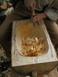 David Fisher, Bowl Carver - The Process 2