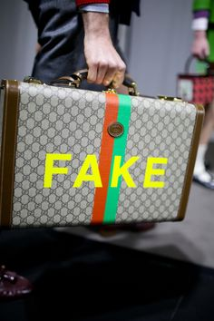 Backstage at Gucci Men's Fall 2020 [PHOTOS] – WWD