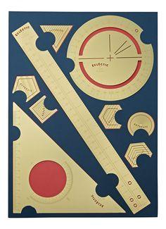 Tom Dixon tools | The Mathmetician Set