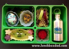 I Make My Kids Star Wars Lunches To Take To School   Bored Panda