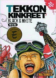 TEKKONKINKREET: Black & White: Taiyo Matsumoto: 9781421518671: Books - Amazon.ca
