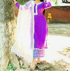 Indian Suits, Punjabi Suits, Punjabi Suit Neck Designs, Cover Up, Outfits, Dresses, Fashion, Vestidos, Moda