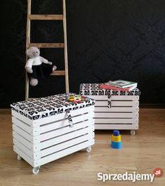 Skrzynka na zabawki dzieci Warszawa