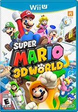 Check out Super Mario 3D World via Club Nintendo