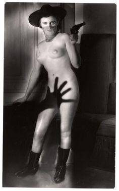 A fekete kéz by Olga Wlassics for Studio Manassé, 1947