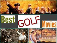Best Golf Movies to Watch - YouTube Top Movies To Watch, Good Movies, Kevin Costner, Golf, Music, Youtube, Movie Posters, Musica, Musik