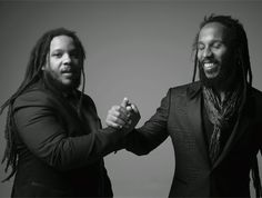 NEW IMAGE PROMOTIONS: Ziggy and Steven Marley The New Faces of John Varv...