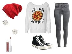 """Untitled #222"" by nevaeh678 on Polyvore featuring Converse"