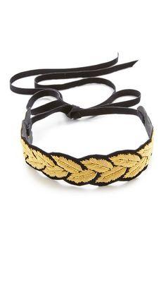 Rendor and Steel Leaf Choker Necklace