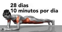 No Equipment, 7 Minute Abs & Core Workout Fitness Workouts, Fitness Motivation, Sport Fitness, Body Fitness, Easy Workouts, Fitness Diet, At Home Workouts, Health Fitness, Workout Routines