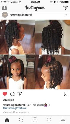 Best Hairstyles For School Step By Step Curls Family Life 38 Ideas - Best Hairst., , Best Hairstyles For School Step By Step Curls Family Life 38 Ideas - Best Hairstyles For School Step By Step Curls Family Life 38 Ideas Best Hairstyle. Childrens Hairstyles, Lil Girl Hairstyles, Black Kids Hairstyles, Natural Hairstyles For Kids, Kids Braided Hairstyles, My Hairstyle, Afro Hairstyles, Natural Hair Styles, Beautiful Hairstyles