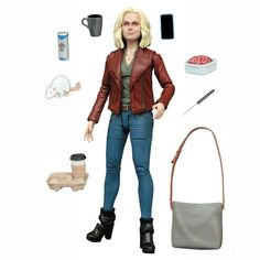 "New iZombie Select 7"" Liv Moore Season 2 Figure Images From DST"
