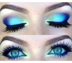 Eye Makeup Tips.Smokey Eye Makeup Tips - For a Catchy and Impressive Look Pretty Makeup, Love Makeup, Makeup Art, Beauty Makeup, Awesome Makeup, Gorgeous Makeup, Dance Makeup, 80s Makeup, Simple Makeup