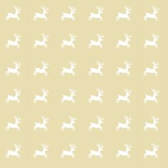 Free digital reindeer scrapbooking paper: printable DIY wrapping paper