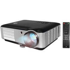 Pyle HD Home Theater Multimedia Digital LED Projector, Support, 2800 Lumen Brightness, USB Flash Reader, eReader Text Projection Ability Home Theater Setup, Home Theater Speakers, Home Theater Seating, Home Theater Projectors, Home Theater Design, Stereo Speakers, Theatre, Theater Rooms, Overhead Projector