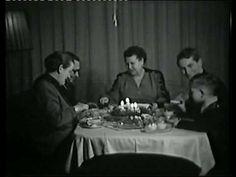 Amateurfilm Weihnachten 50 er Jahre, 54