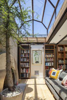Interior Modern, Home Interior Design, Interior Architecture, Interior And Exterior, Dream Home Design, My Dream Home, Decoration Chic, Home Libraries, Home And Deco