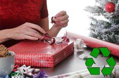 Eco-Friendly Holiday Gift Wrap || ethicalBlog