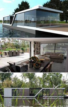 11 Most Amazing Glass Houses (glass houses, glass house) - ODDEE