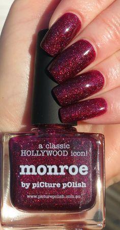 Picture Polish - Monroe Manicure