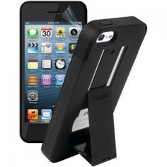 Accessorize Your Apple® : IPN 5/5S DURAVIEW CS BLK