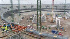 Estadio Olimpico de Londres-desmontável.