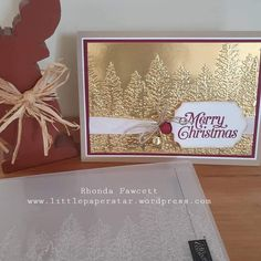 Stamped Christmas Cards, Simple Christmas Cards, Homemade Christmas Cards, Printable Christmas Cards, Christmas Cards To Make, Christmas Photo Cards, Xmas Cards, Holiday Cards, Stampinup Christmas Cards