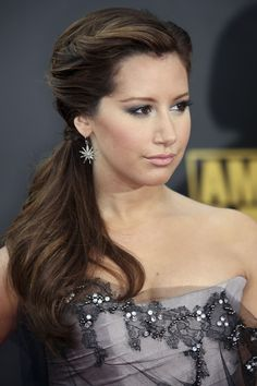 Image detail for -Side Ponytail Hairstyles Trend for 2012