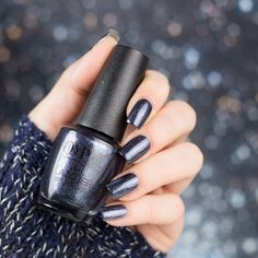 OPI Coalmates Nailpolish XOXO Holiday 2017 Collection