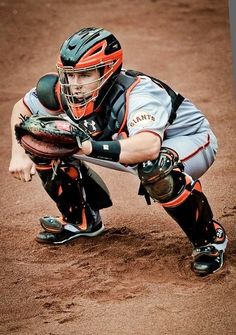 San Francisco Giants BUSTER POSEY!!!!  yay