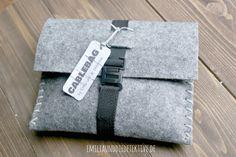Freebook Cable Bag aus Filz