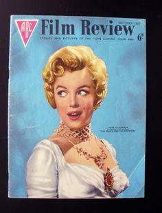 """Film Review"" magazine, October 1957"