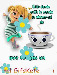 Funny Spanish Memes, Spanish Quotes, Spanish Humor, Good Day Quotes, Good Morning Quotes, Love Quotes For Him, Good Morning Messages, Good Morning Wishes, Good Night Massage