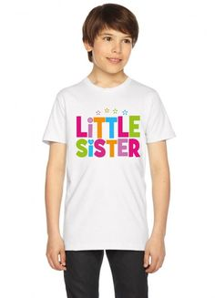 little sister Youth Tee