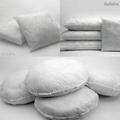 H Jumbo Pillow Pair Extra Filled Hollow Fibre Anti Allergy Extra Bounce Comfort