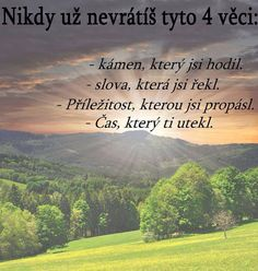 Czech Republic Stock Photos And Images Beautiful Landscapes, The Dreamers, Quotations, Life Quotes, Wisdom, Stock Photos, Sayings, Humor, Nature
