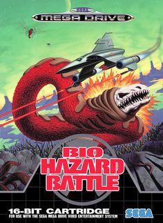 Bio Hazard Battle - Megadrive - Acheter vendre sur Référence Gaming